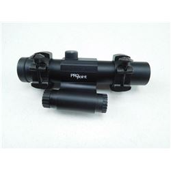 TASCO PRO POINT RED DOT SCOPE