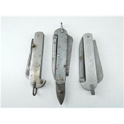 CLASP KNIVES