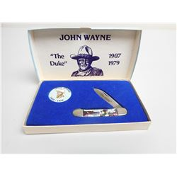 JOHN WAYNE KNIFE SET