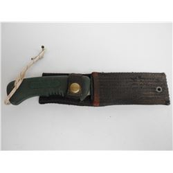 SCHRADE HUNTING KNIFE