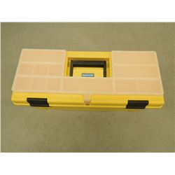 LARGE YELLOW TOOL BOX