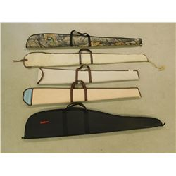ASSORTED SOFT RIFLE CASES