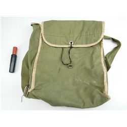 VINTAGE BOY SCOUTS NO. 180 HIKER'S PACK & DUCK CALL