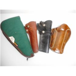 ASSORTED HOLSTER & SOFT CASE