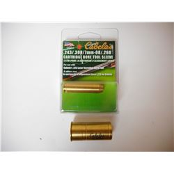CABELAS CARTRIDGE BORE TOOL SLEEVE