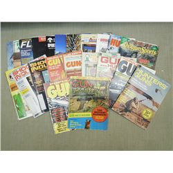 ASSORTED MAGAZINE