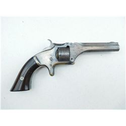 SMITH &WESSON , MODEL: NO 1 SECOND ISSUE , CALIBER: 22 SHORT