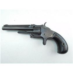SMITH &WESSON , MODEL: TIP UP 22 NO 1 ISSUE 3 , CALIBER: 22 SHORT