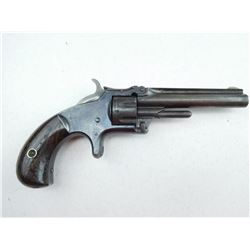 SMITH &WESSON , MODEL: TIP UP NO 1 ISSUE 3 , CALIBER: 22 SHORT