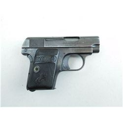 COLT  , MODEL: 1908 VEST POCKET HAMMERLESS , CALIBER: 25 AUTO
