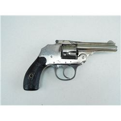 IVER JOHNSON , MODEL: SAFETY HAMMERLESS AUTOMATIC , CALIBER: 32 S&W