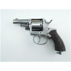 DUMOULIN FRERES , MODEL: BULL DOG TYPE  , CALIBER: 32 CENTER FIRE