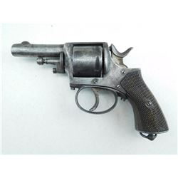 UNKNOWN  , MODEL: BULL DOG TYPE  , CALIBER: 32 CENTER FIRE
