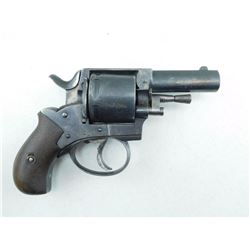PIRLOT FRERES , MODEL: BRITISH BULLDOG , CALIBER: 38 CENTER FIRE