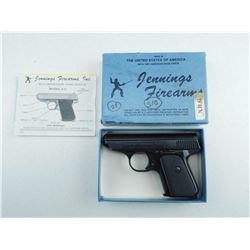 JENNINGS FIREARMS INC , MODEL: J-22 , CALIBER: 22 LR