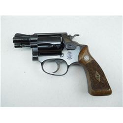 SMITH &WESSON , MODEL: 36 , CALIBER: 38 SPL