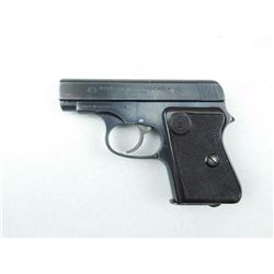 CZ , MODEL: 45 , CALIBER: 6.35MM