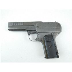 DREYSE , MODEL: DREYSE 1907 , CALIBER: 7.65