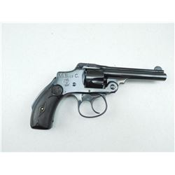 SMITH &WESSON , MODEL: 32 SAFETY HAMMERLESS 2ND MODEL , CALIBER: 32 S&W