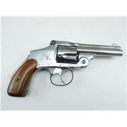 SMITH &WESSON , MODEL: TOP BREAK 38 NO 2 SAFETY HAMMERLESS MODEL 4 , CALIBER: 38 S&W