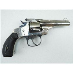SMITH &WESSON , MODEL: 32 DOUBLE ACTION 4TH MODEL , CALIBER: 32 S&W
