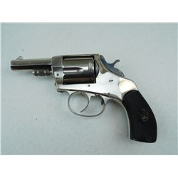 IVER JOHNSON , MODEL: AMERICAN BULLDOG 1898 , CALIBER: 38 S&W