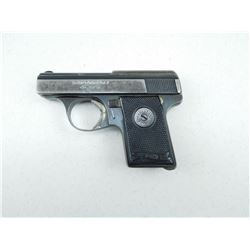 WALTHER , MODEL: 9 , CALIBER: 6.35MM
