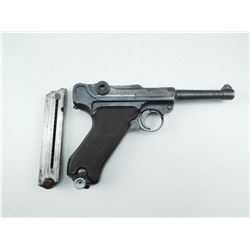 LUGER , MODEL: P08   , CALIBER: 9MM  LUGER
