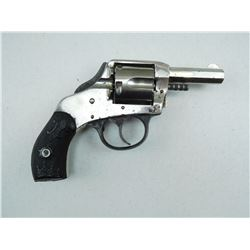HARRIGTON & RICHARDSON , MODEL: SAFETY HAMMER DOUBLE ACTION , CALIBER: 38 S&W