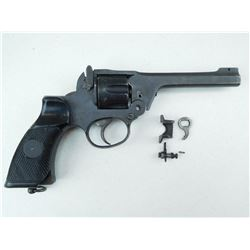 ENFIELD , MODEL: NO 2 MKI TANKER  , CALIBER: 38 S&W