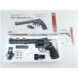 "DAN WESSON 8"" AIR REVOLVER"