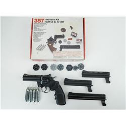 CROSMAN SHOOTERS KIT 357 STYLE