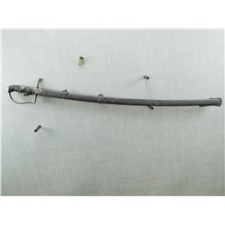 1873 PATTERN  PRUSSIAN CAVALRY SWORD WITH SCABBARD
