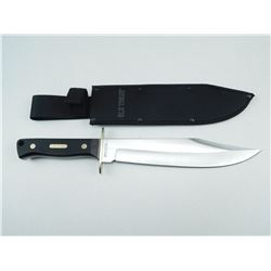 """SCHRADE """"OLD TIMER"""" FIXED BLADE BOWIE STYLE KNIFE"""