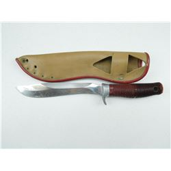 "PUMA ""SEA HUNTER"" FIXED BLADE KNFIE AND SHEATH"