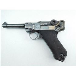 LUGER , MODEL: P08 , CALIBER: 9MM