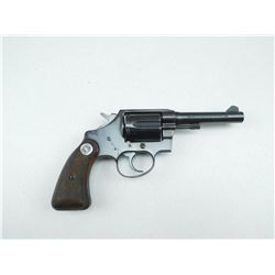 COLT , MODEL: POLICE POSITIVE SPECIAL , CALIBER: 38 SPL