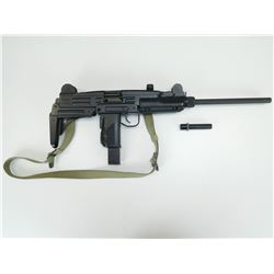 UZI , MODEL: A , CALIBER: 9MM LUGER