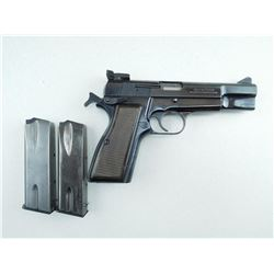 BROWNING , MODEL: HIGH POWER , CALIBER: 40 S&W