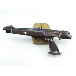 REMINGTON , MODEL: XP100 , CALIBER: 221 REM FIREBALL