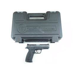 SMITH & WESSON , MODEL: MILITARY & POLICE , CALIBER: 9MM LUGER