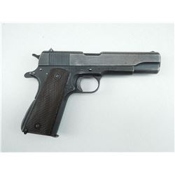 COLT  , MODEL: M1911 A1 US ARMY  , CALIBER: 45 ACP