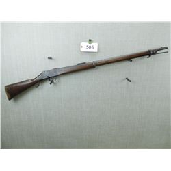 MARTINI HENRY  , MODEL: MK III  , CALIBER: 450/577 MARTINI