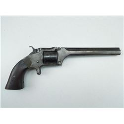 SMITH & WESSON , MODEL: TIP UP 32 NO 1 /2 ISSUE 1 OLD MODEL  , CALIBER: 32 RIM FIRE
