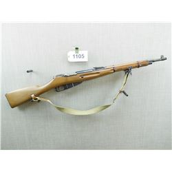 MOSIN NAGANT , MODEL: 1938 POLISH SHORT RIFLE  , CALIBER: 7.62 X 54R