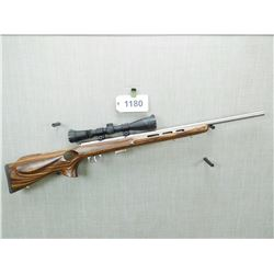 SAVAGE , MODEL: 93R17 LEFT HANDED , CALIBER: 17 HMR