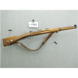 MAUSER , MODEL: 1894 CARBINE , CALIBER: 6.5 X 55 SWEDISH MAUSER