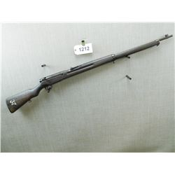 ARISAKA , MODEL: TYPE 99 , CALIBER: 7.7 JAP