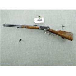 WINCHESTER , MODEL: 1892 SADDLE RING CARBINE  , CALIBER: 44-40 WCF