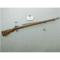MAUSER , MODEL: 1903 TURKISH RIFLE , CALIBER: 8 X 57